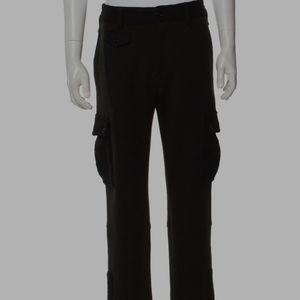 Dolce & Gabbana wool cargo pants